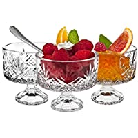 16-Pieces Godinger Dublin Tasters Trifle Set