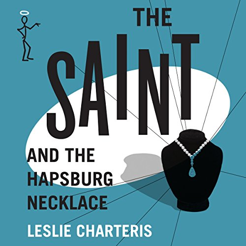 The Saint and the Hapsburg Necklace cover art