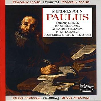 Mendelsohnn : Paulus Oratorio, Op. 36