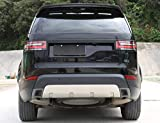 Replacement Part ABS Exhaust Decoration Cover Trim For Discovery 5 S/SE LR5 2017 2018