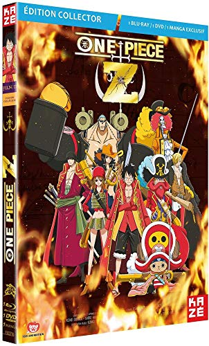One Piece - Le Film 11 : Z [Francia] [Blu-ray]
