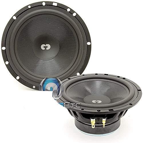 "CL-E6 - CDT Audio 6.5"" 130W Mid-Range/Midbass Woofers"