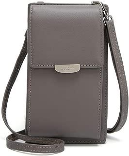 Small Leather Shoulder Bag, Crossbody Bag CellPhone...