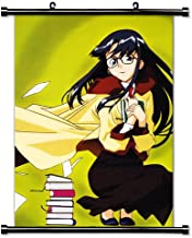 Read Or Die Anime Fabric Wall Scroll Poster (16