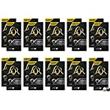 L'Or Espresso Café Onyx Intensidad 11 - 200 cápsulas de aluminio compatibles con máquinas Nespresso (R)* (20 Paquetes de 10 cápsulas)