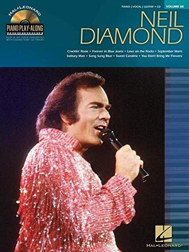 Piano Play-Along Vol.088 Diamond Neil + Cd