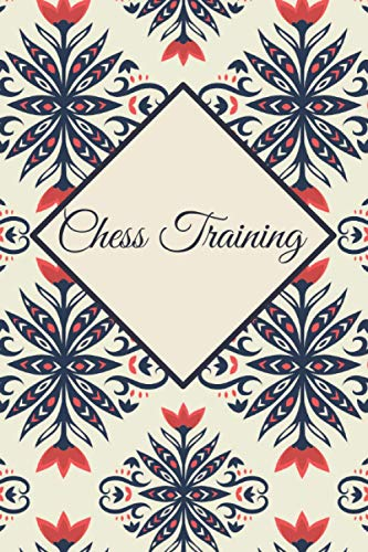 Chess Training: Notebook Scorebook Sheets Pad for Record Your Moves During a Chess Games