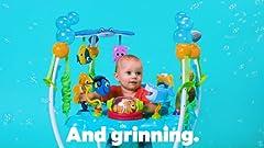 Amazon.com : Disney Baby Finding Nemo Sea of Activities ...