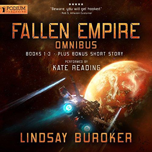 A Fallen Empire Omnibus cover art