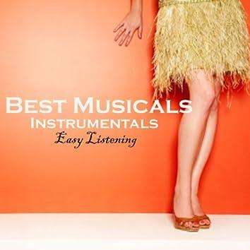 Best Musicals - Instrumentals - Easy Listening Music