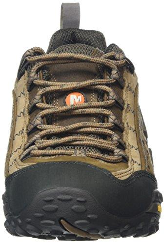 Merrell Intercept, Zapatillas para Hombre, Marrón (Moth Brown), 42 EU