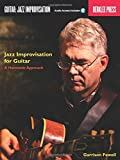 Berklee Jazz Improvisation For Gutiar A Harmonic Approach Gtr Book/Cd