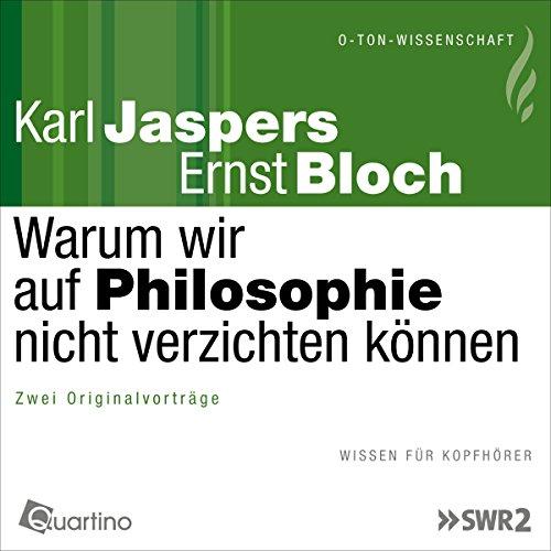 Warum wir auf Philosophie nicht verzichten können Titelbild