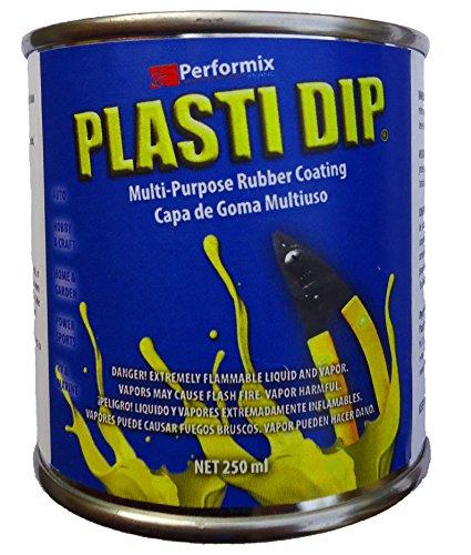 Plasti Dip Gummibeschichtung/(Flüssiggummi) Junior – Schwarz – 250 ml – vielfältig einsetzbar (1)