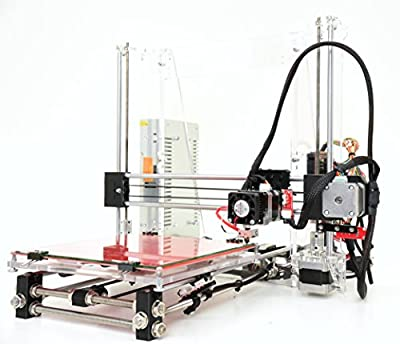REPRAPGURU DIY RepRap Prusa I3 3D Printer Kit Review
