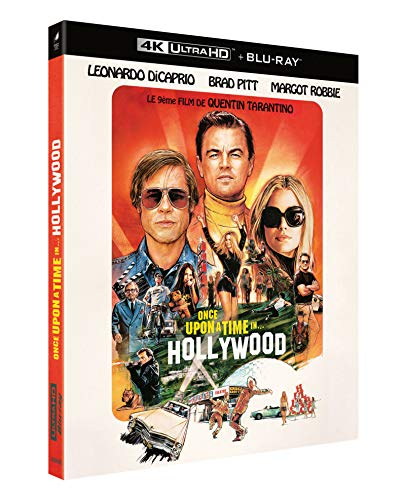 """""""Once Upon a Time… in Hollywood"""" - UHD + BD [4K Ultra HD + Blu-ray] [4K Ultra HD + Blu-ray]"""