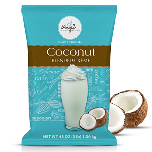 Coconut Blended Crme Mix by Angel Specialty Products [3 LB]