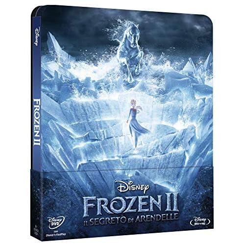 Frozen II Il Segreto di Arendelle (Limited Edition) (1 DVD + 1 Blu-Ray)