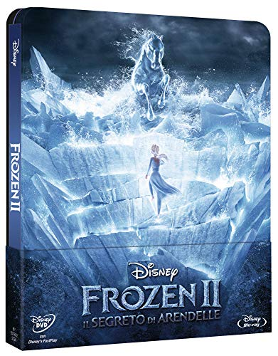 Frozen II Il Segreto di Arendelle (Limited Edition) (1 DVD +...