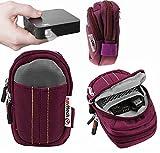 Navitech Étui de Transport Violet Compatible avec Philips PicoPix PPX 4010