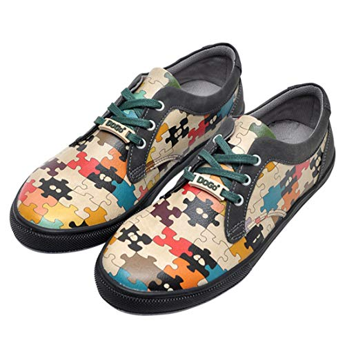 DOGO Cord, Zapatillas Mujer, Multicolor, 39 EU