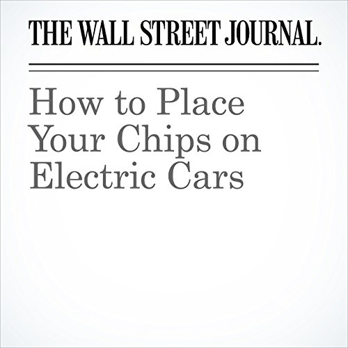 How to Place Your Chips on Electric Cars copertina