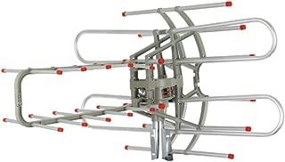 QFX 106 HD/DTV/UHF/VHF/FM 360-Degree Rotating Outdoor Antenna