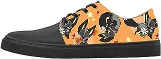 Dalliy Custom Fox Women's Canvas Shoes Le Scarpe Le Scarpe Le Scarpe.