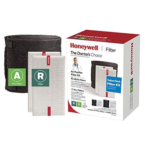 Lowest Prices! Honeywell HRF-ARVP True HEPA Filter Value Combo Pack, White