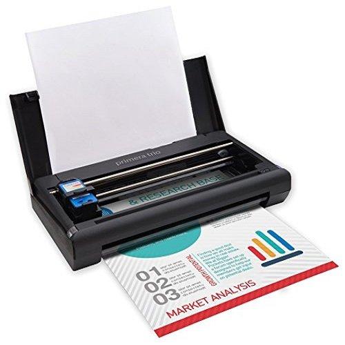 Impresora Portátil Trío primera