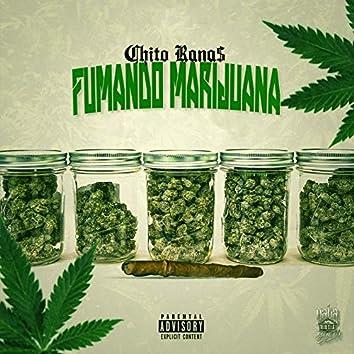 Fumando Marijuana