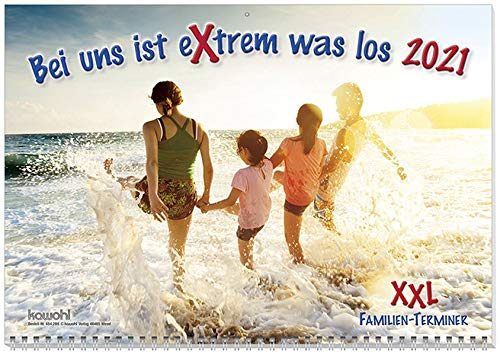 Bei uns ist extrem was los 2021: Familien Terminer XXL