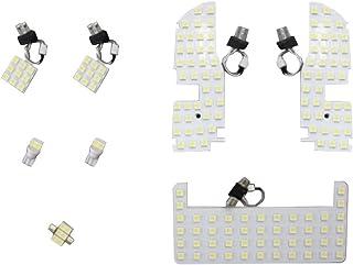AsukaJapan(アスカジャパン) プリウス LEDルームランプFLUX 8点 PS0005