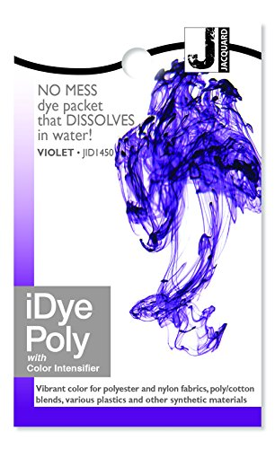 Jacquard iDye Fabric Dye-Violet (For Polyester)