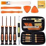 Zacro 12 Pcs Kit de Destornilladores T6/T8/T10,Destornilladores PS4 desmontaje y Herramienta de...