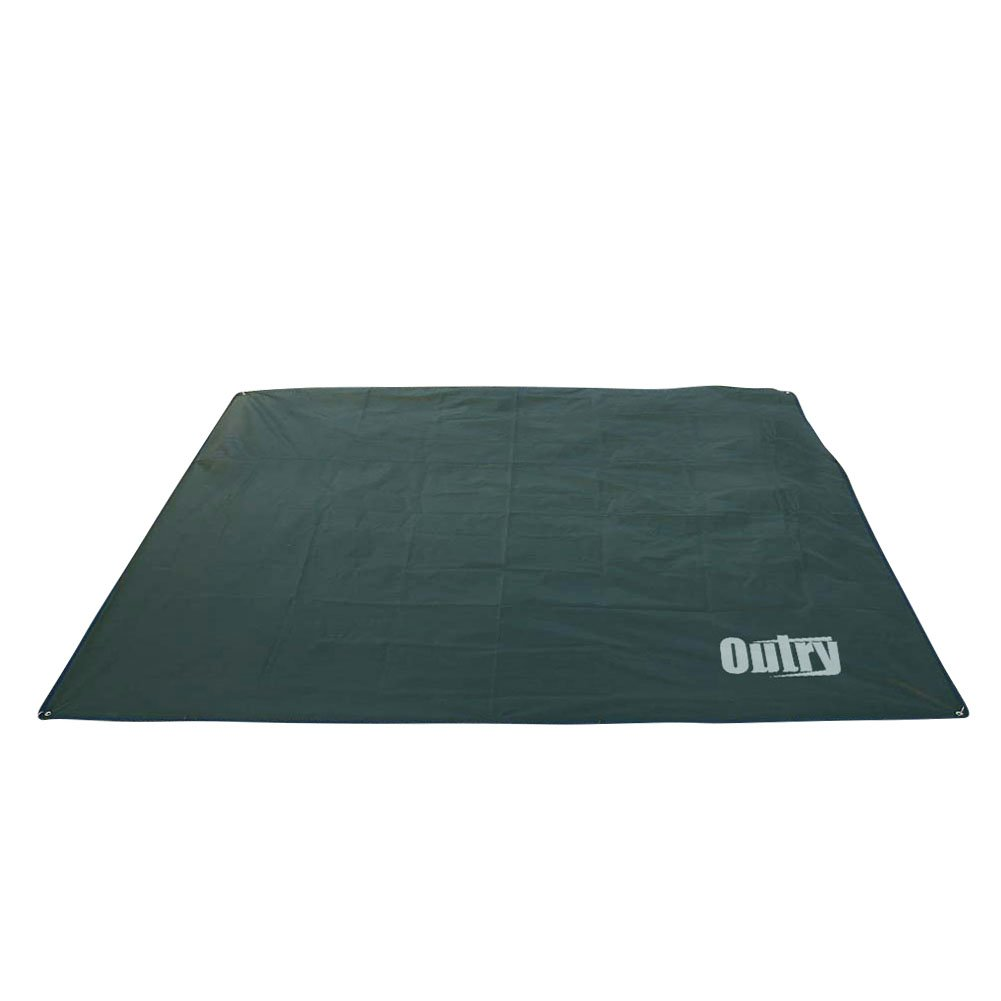 Outry Waterproof Multi-Purpose Tarp - Tent Stakes Included - 3  sc 1 st  Amazon.com & Tent Floor Saver: Amazon.com