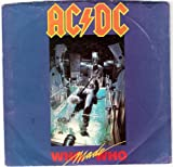 Who Made Who / Guns For Hire 45 rpm