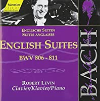 Bach - English Suites BWV 806-811