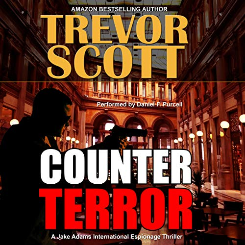 Counter Terror audiobook cover art