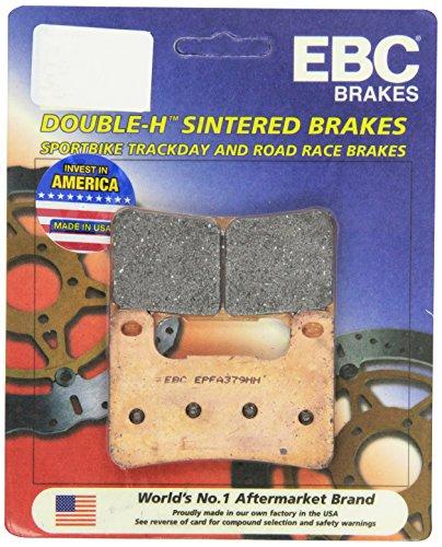 EBC Brakes EPFA379HH EPFA Double H Sintered Disc Brake Pad
