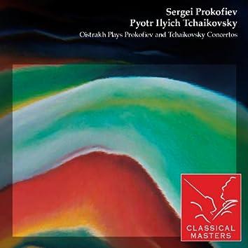 Oistrakh Plays Prokofiev and Tchaikovsky Concertos