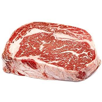 Japanese Beef Wagyu Ribeye - 12 oz/340 g - A5 Grade 100% Wagyu imported from Miyazaki Japan