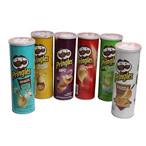 Pringles(プリングルズ)『6種アソートボックス』