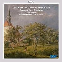 中央ドイツのバロック・バス・カンタータ / Baroque Bass Cantatas
