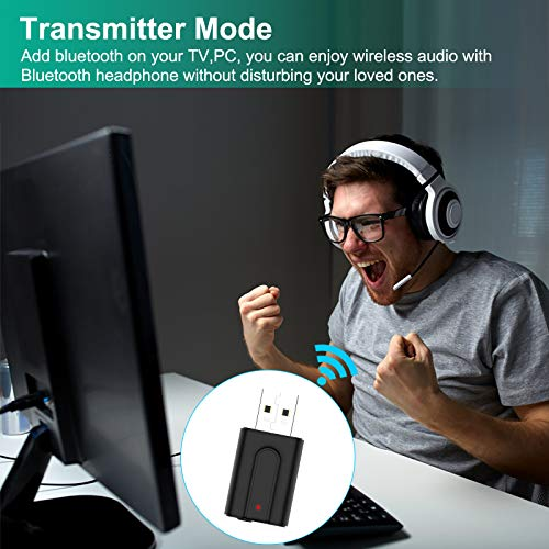 Aigital Adaptadores de red Bluetooth
