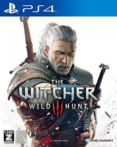 PS4 ウィッチャー3 ワイルドハント 特典 アートブック&サウンドトラックCD 付