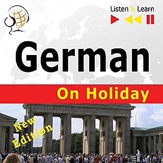 German on Holiday: Deutsch für die Ferien - New edition (Listen & Learn) Titelbild