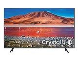 SAMSUNG TV LED 50' UE50TU7072U Ultra HD 4K Smart TV WiFi DVB-T2