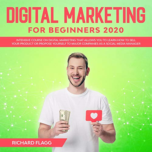 Digital Marketing for Beginners 2020 Titelbild