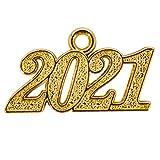 GraduatePro 2021 Siegel für Doktorhut Quaste Abschluss Bachelor Hut Gold